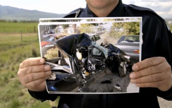 What makes these crash results seem so much worse is that distracted driving pretty much means there is no ability to react to avert the collision - meaning, no braking or corrective steering, resulting in full speed collisions