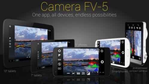 Try alternative camera apps