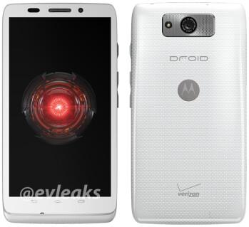 Verizon Motorola DROID Ultra also coming in snowy white