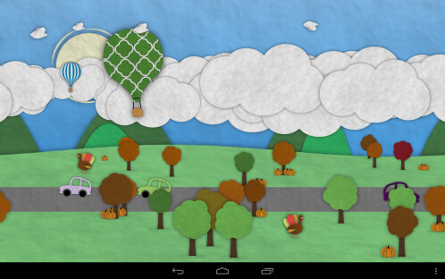 Paperland Pro Live Wallpaper - $0.99 (down from $1.99)
