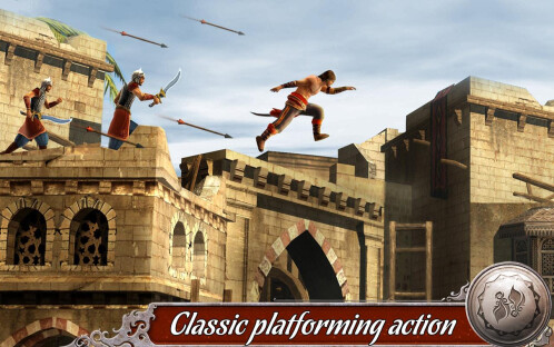 Prince of Persia Shadow & Flame - $0.99 (down from $2.99)