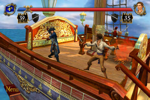 Sid Meier's Pirates - $0.99 (down from $2.99)