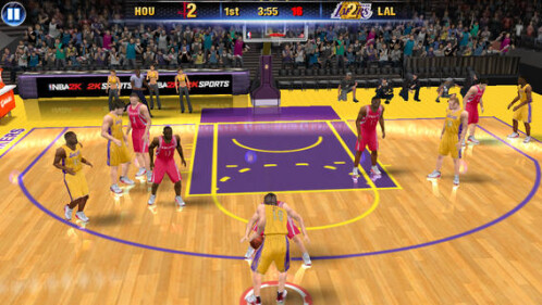 NBA 2K14 - $2.99 (down from $7.99)