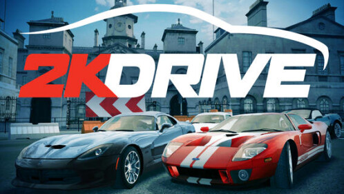 2K Drive - $1.99 (down from $6.99)