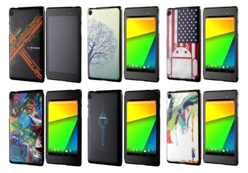 Cruzerlite Nexus 7 (2013) cases