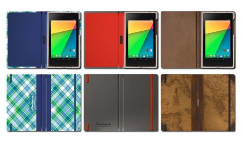 Nexus 7 cases by Portenzo