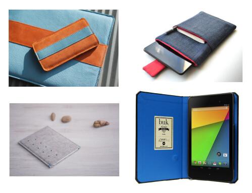 Nexus 7 cases at Etsy