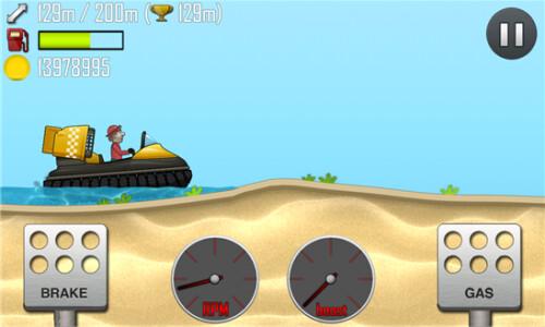 Hill Climb Racing screenshots