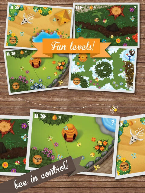 Bee Control $0.99 (down from $1.99)