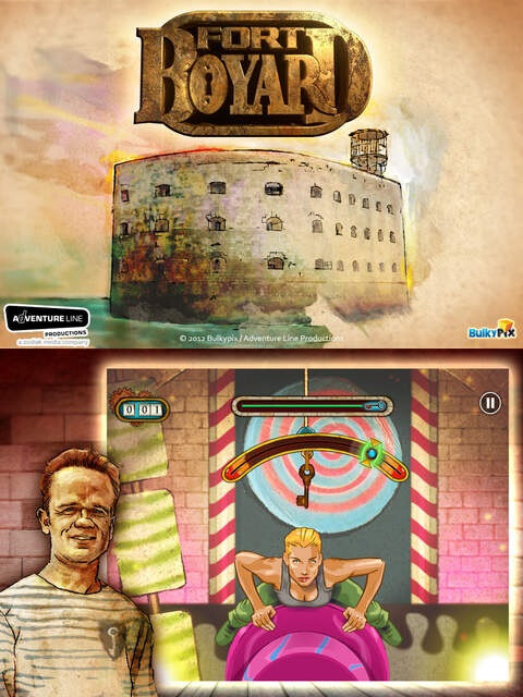 Fort Boyard $0.99 (down from $2.99)