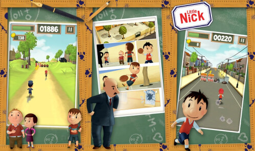 Little Nick: The Great Escape $0.99 (down from $1.99)
