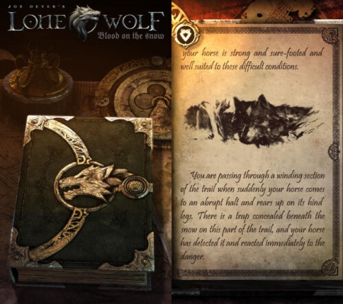 Joe Dever's Lone Wolf $2.99 (down from $3.64)