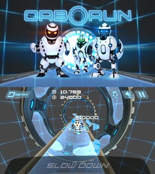 Orborun $0.99 (down from $1.99)