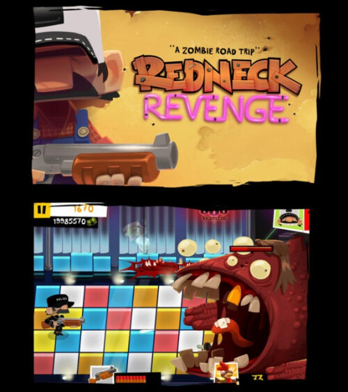 Redneck Revenge $0.99 (down from $1.99)
