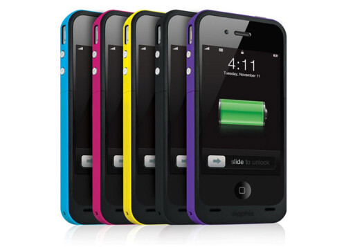 Mophie - deals on all cases, juice packs and powerstations (Mophie)