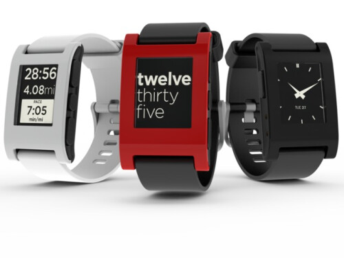 Pebble SmartWatch w/ bonus $20 gift card - $149.99 (Best Buy)