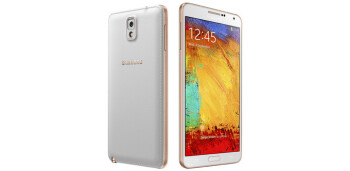 Samsung Galaxy Note 3 Rose Gold edition now official