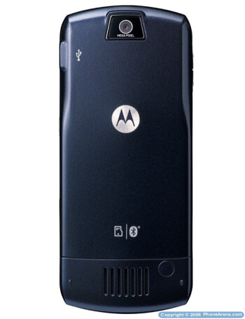 Motorola SLVR L7e - a candybar version of the KRZR?