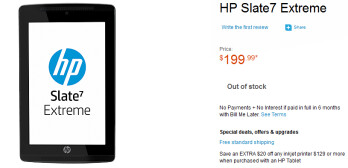HP's new Android tablets are powered by Tegra, and priced to sell