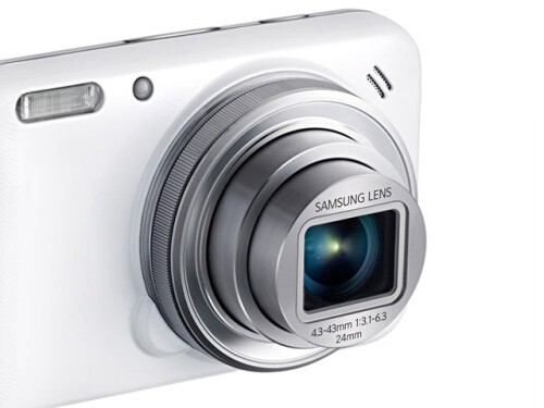 16 MP camera with OIS
