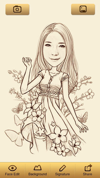 Viral app MomentCam is now on Android and iOS