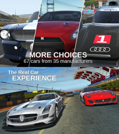 GT Racing 2 - Android, iOS - Free
