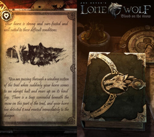 Joe Dever's: Lone Wolf - Android, iOS - Free