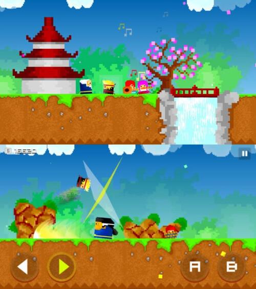 Nakama - Android, iOS - Free/$0.99