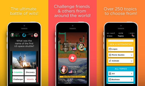 QuizUp - iOS - Free