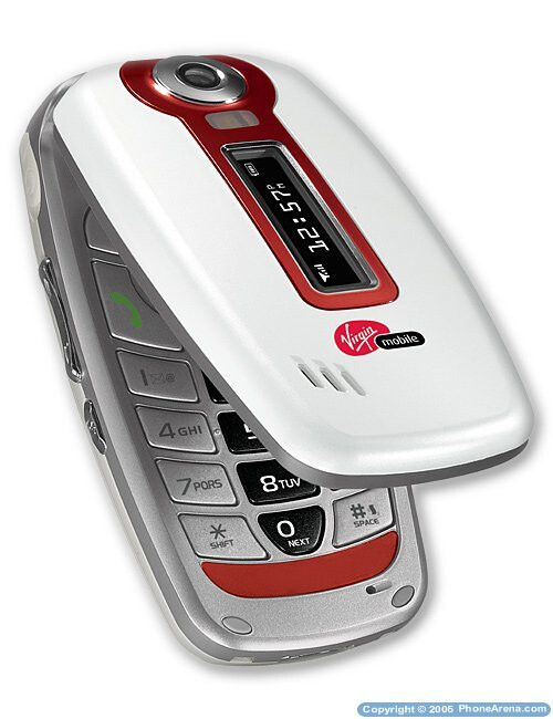 Kyocera Cyclops music phone for Virgin Mobile