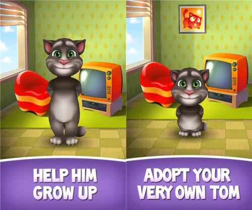 My Talking Tom - Windows Phone - Free