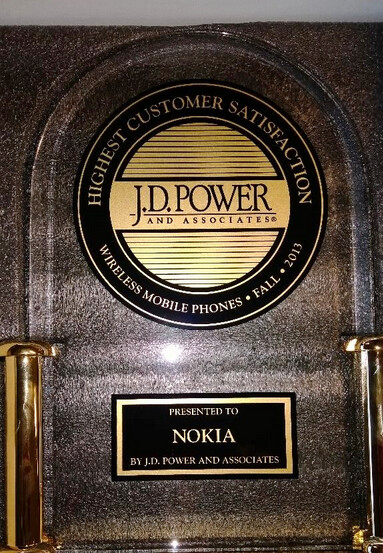Samsung and Nokia tie on top of J.D. Power's list of featurephone customer satisfaction