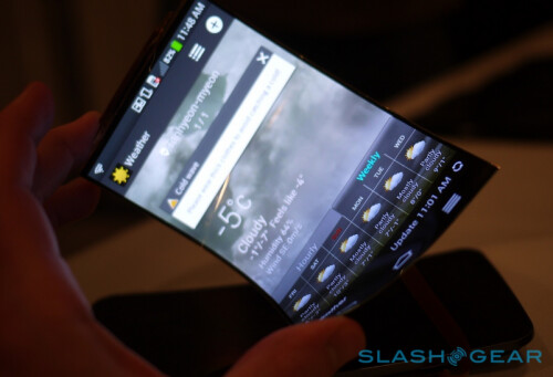 LG sees curved phones making up 40% of the smartphone market by 2018