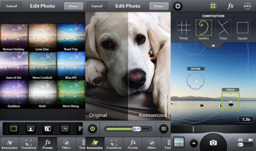 Camera Awesome - Android, iOS - $2.99
