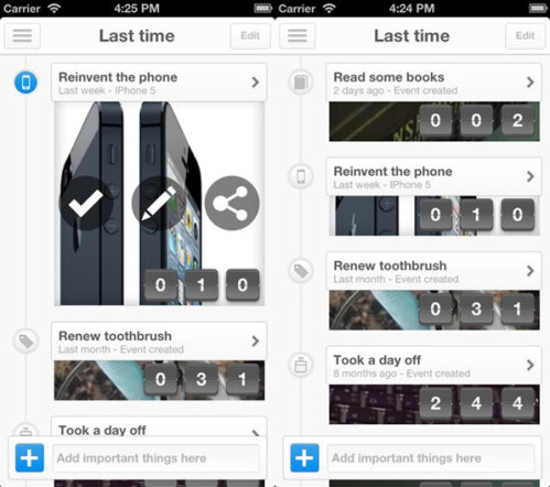 Last Time - iOS - $1.99