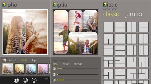 Diptic - Windows Phone - Free