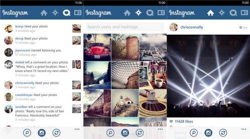 Instagram - Windows Phone - Free