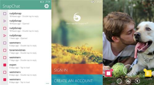 6Snap - Windows Phone - Free