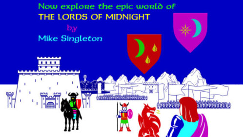 The Lords of Midnight - $0.99 (down from $4.49)