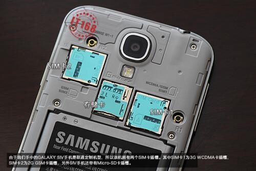 Samsung Galaxy S4 Duos ($550)
