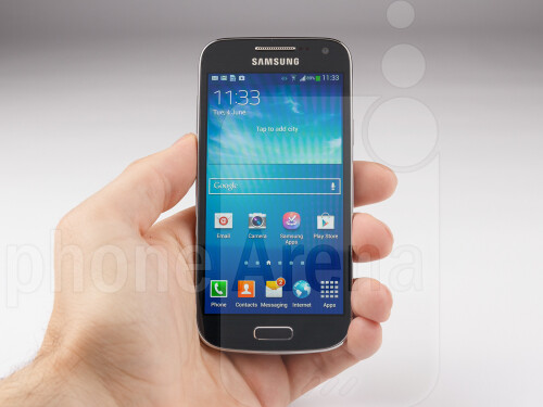 Samsung Galaxy S4 mini Duos ($310)