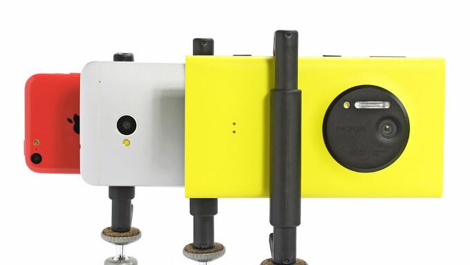 New adjustable Glif skips iPhone exclusivity: welcome the $30 universal smartphone tripod mount
