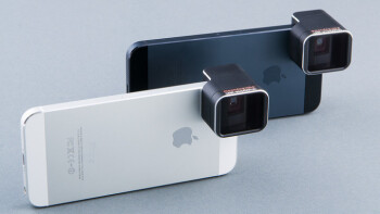 New anamorphic adapter lens brings film-like video shooting capabilities to iPhone 5s and 5