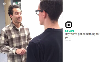 Square tries to hint as to what its announcement will be about on Monday