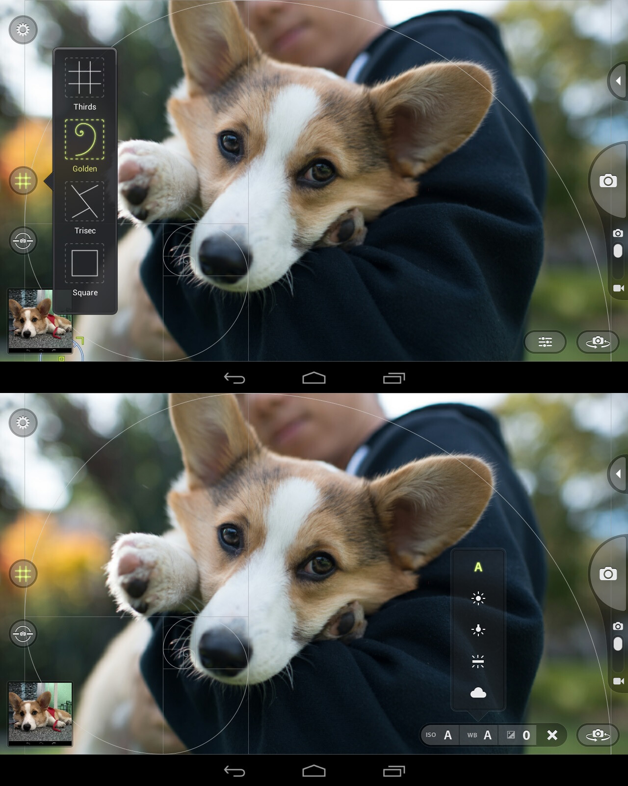 how to get free vsco filters android