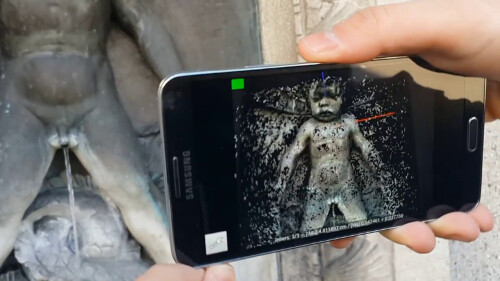 Your smartphone as a 3D scanner: an app makes it possible