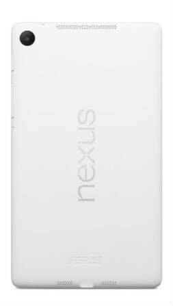 32GB White Nexus 7 now available in Google Play