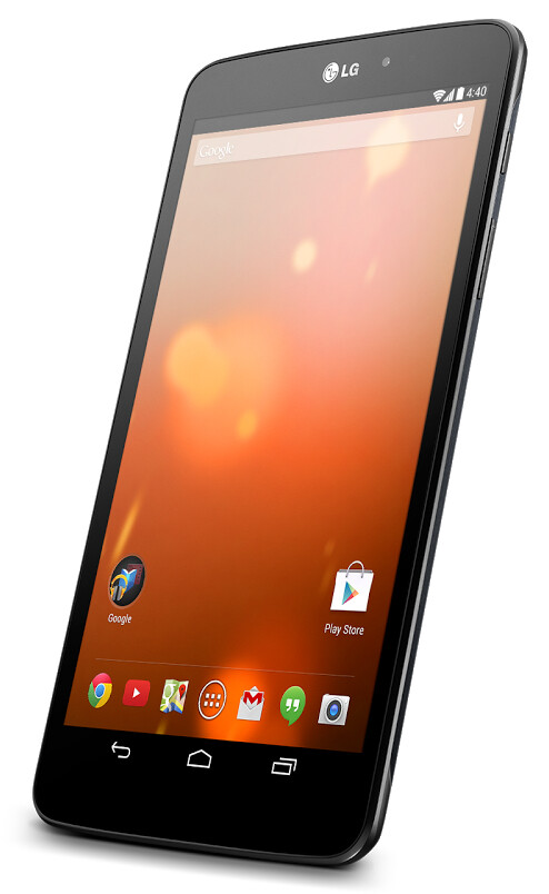 LG G Pad 8.3 officially the first Google Play Edition tablet, can be yours for $349