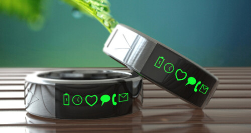 Smarty Ring concept images
