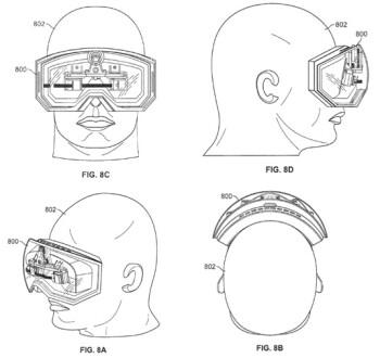 Apple files patent for headset that harkens Oculus Rift